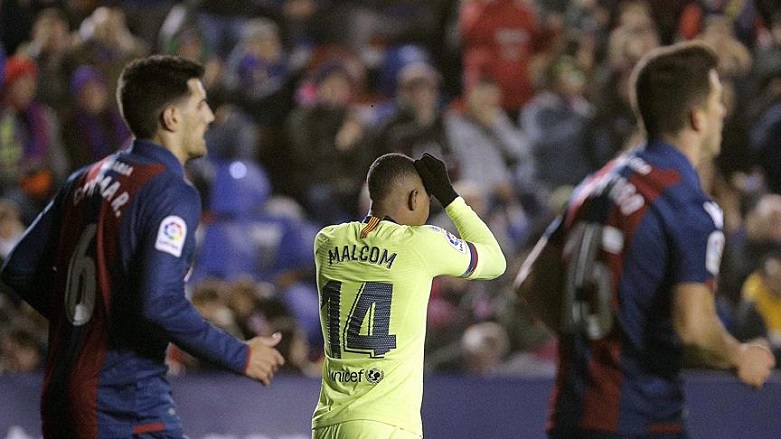 KRAL KUPASI - Barça 2-1 yenildi