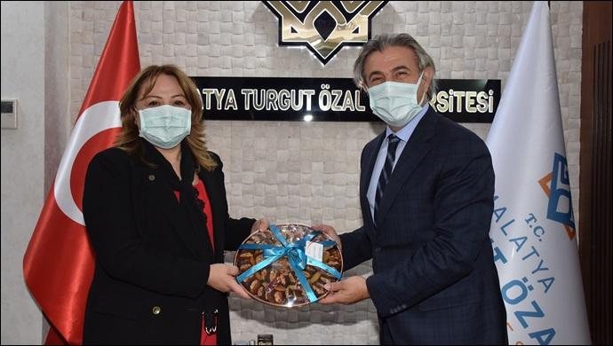 Kültür ve Turizm Bakan Yardımcısı Demircan'dan MTÜ'ye ziyaret-(VİDEO)