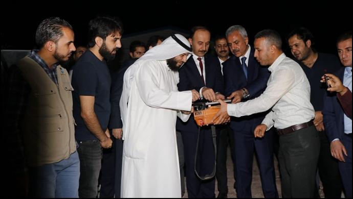 Kuveyt Türk Kardeşlik Okulu Temeli Atıldı