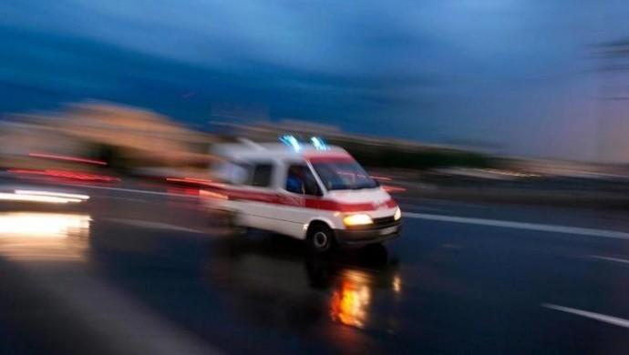 Lice'de trafik kazası