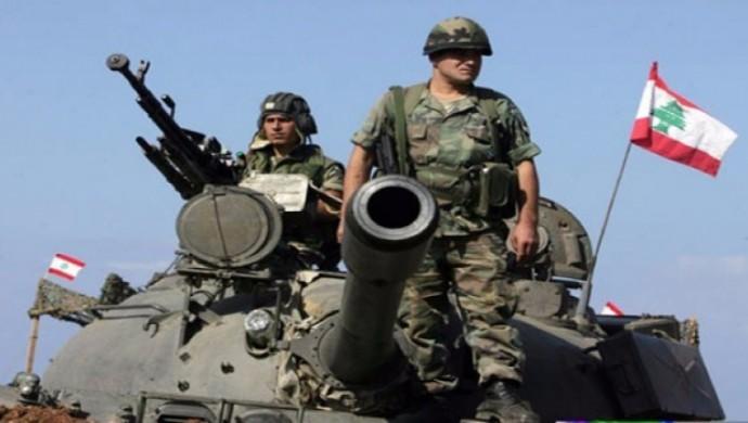 Lübnan Ordusu hava sahasını ihlal eden İsrail'e ait İHA'ya ateş açtı