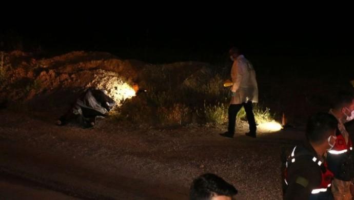Malatya'da yol kenarında bir kişi ölü bulundu