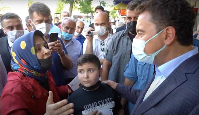 Maraşlı Anneden Babacan'a Genç İşsizliği İsyanı!