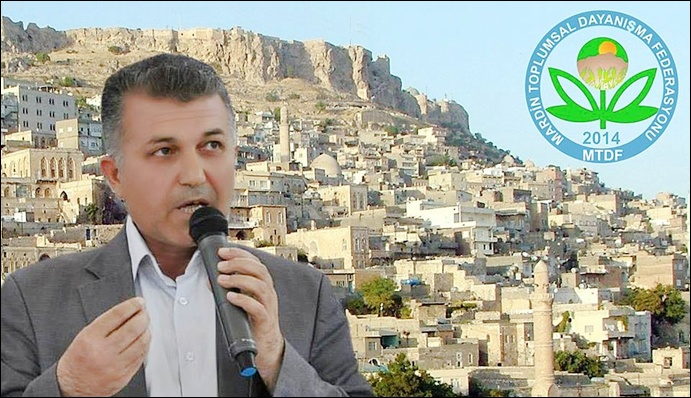 Mardin Belediyesi'nde skandal!