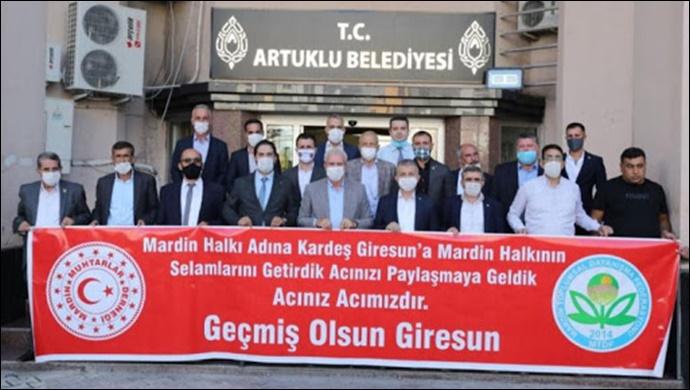 Mardin STK'ları Giresun'a Açılım