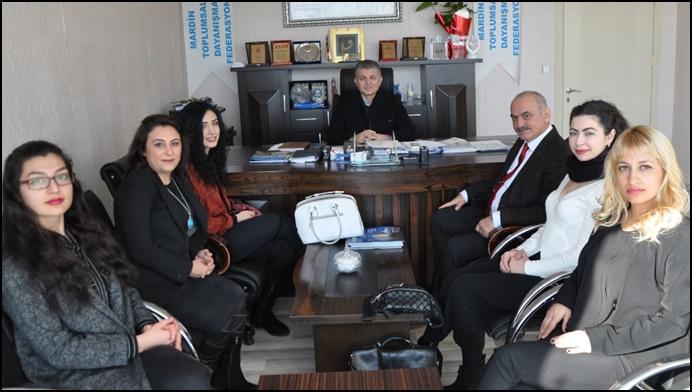 Mardin'de 6. Uluslararası Tarım, Hayvancılık Fuarı Hazırlıkları