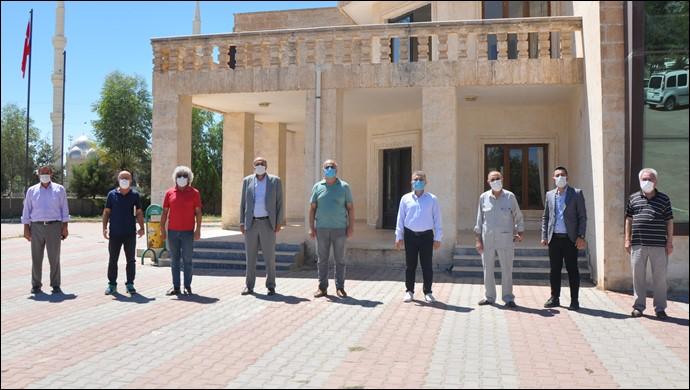 Mardin'de Koronayla Mücadele Platformu ilk toplantısını gerçekleştirdi