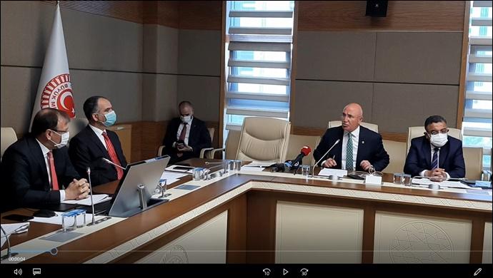 Meclis'te Filistin Komisyonu Kuruldu!-(VİDEO)