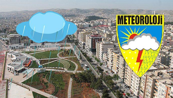 Meteoroloji Urfa'yı kodla uyardı! Mart kapıdan baktıracak