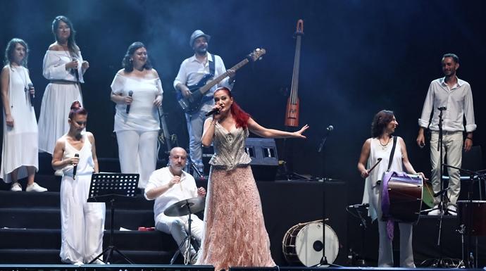 Most- Uniq Açıkhava Konserleri Başladı