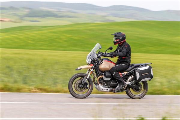 Moto Guzzi V85 TT Travel Türkiye'de