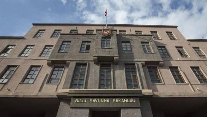 MSB: Şanlı ordumuz Güvenli Bölge Harekâtı için hazır