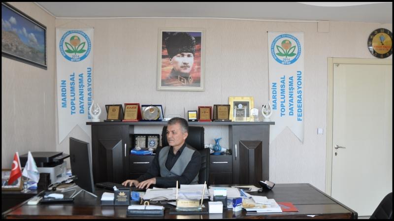 MTDF Başkanı Öter'den 24 Kasım Öğretmenler Günü Mesajı