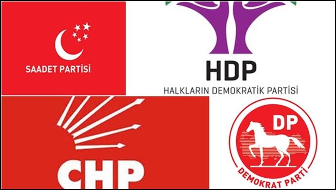 Muhalefetin Gözü AK Parti'nin Adayında Mı?