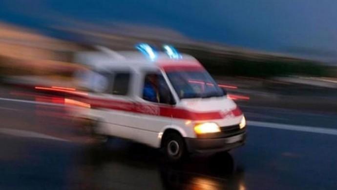 Mültecileri taşıyan askeri araçta kaza: 3 ölü, 4 yaralı
