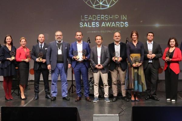 "Multinet Up'a ""Leadership in Sales Awards""tan ödül"