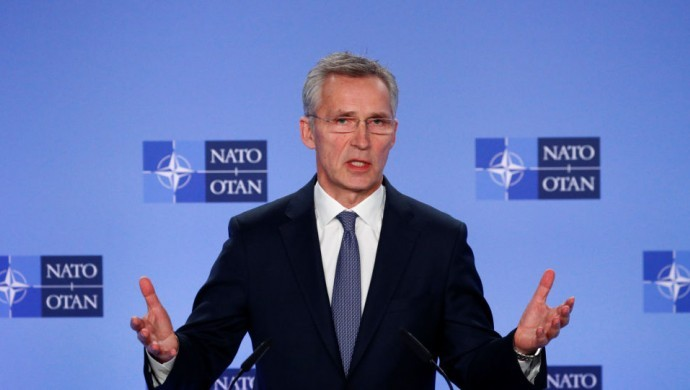 NATO: İran gerilimi tırmandıracak açıklamalardan kaçınmalı