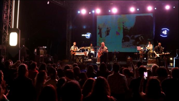 Nilüfer +1 Güz Konserleri'nde açılışı Kalben yaptı
