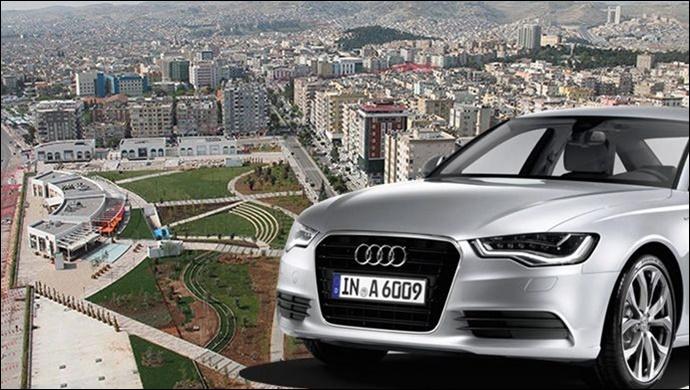 O rakamlar açıklandı: Urfa'da kaç otomobil var?