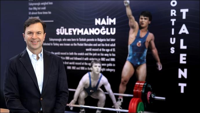 Olimpik Anneler projesinin sporcuları Tokyo'ya uğurlandı