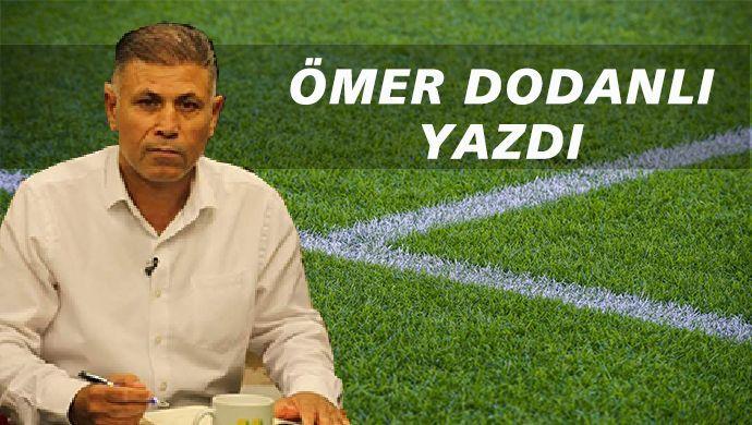 Ömer Dodanlı yazdı: Ne oldu Mustafa Alper Avcı! 1 puanla mı Şanlıurfaspor Süper Lig'e çıkacak?