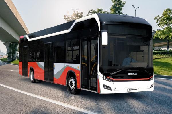 Otokar, 12. Ulaştırma ve Haberleşme Şurası'nda elektrikli otobüsü Kent Electra'yı tanıtacak