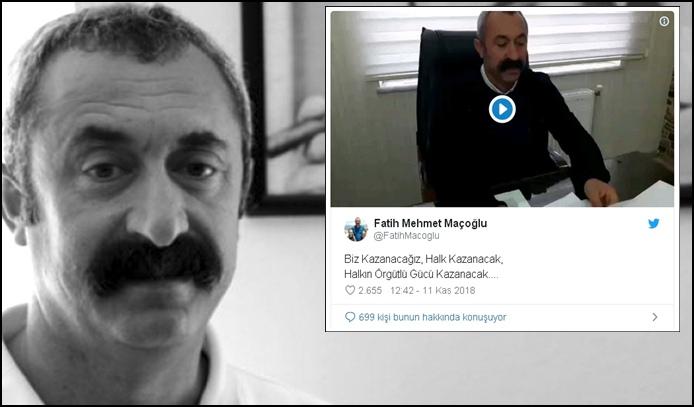Ovacık'ın 'komünist başkanı' bu kez Dersim'den aday adayı