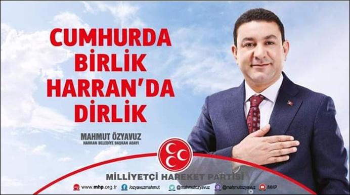 Özyavuz'dan Erdoğan ve Bahçeli'ye teşekkür