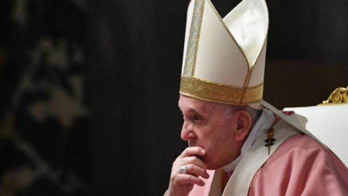 Papa: Suriye'deki taraflar silahları susturmalı