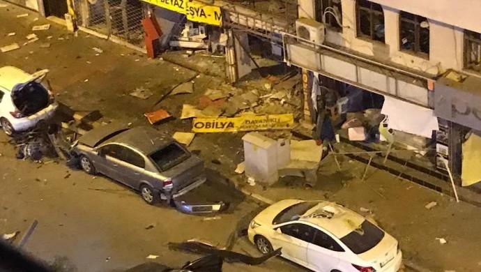 Payas ve İskenderun'da çatışma ile patlama: 1 asker yaralı