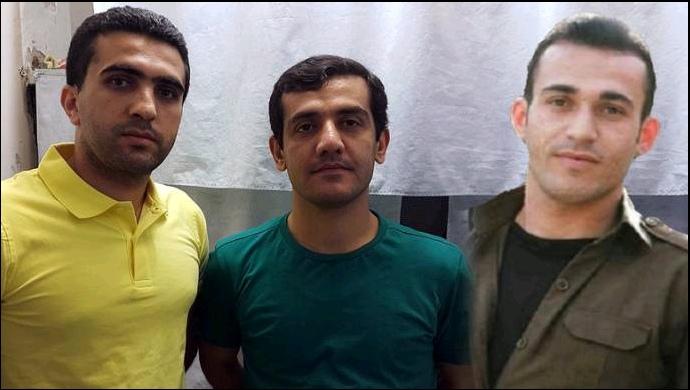 Ramin, Zanyar ve Luqman'ın cenazeleri ailelerine verilmedi