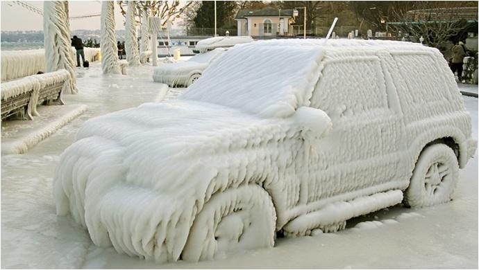 Rekor soğuklar geliyor!