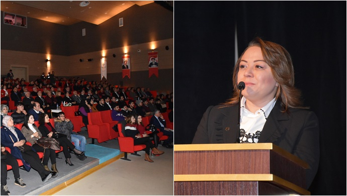 """Rektör Karabulut; """"Malatya Turgut Özal Üniversitesi yerel kalmayacak, uluslararası olacak""""-(Videolu)"""