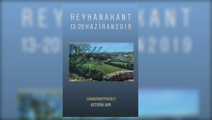 Reyhan Akant Resim Sergisi / 13-20 Haziran