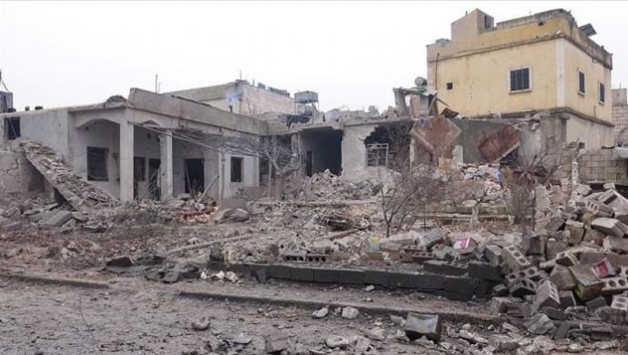 Rus savaş uçakları İdlib'i bombaladı: 6'sı çocuk 26 ölü