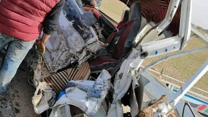 Rusya panzeri sivil araca çarptı: 3 kadın yaşamını yitirdi