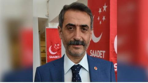 Saadet Partisi, Adıyaman'da Ahmet Faruk Ünsal'ı aday gösterdi