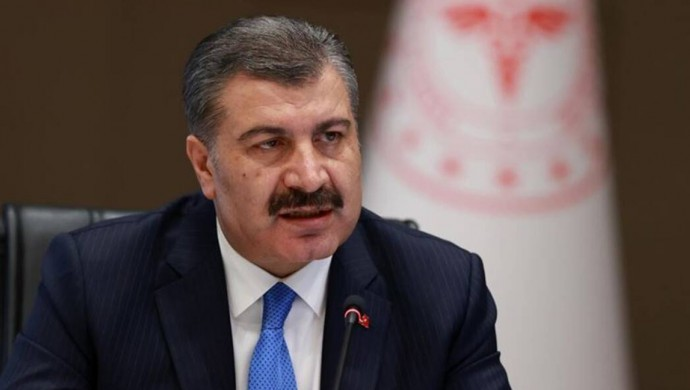 Sağlık Bakanı: Aktif vakaların yüzde 90'ı aşı olmamış kişiler