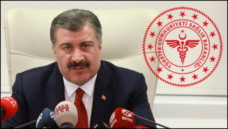 Sağlık Bakanı Koca: 293 yeni tanı konuldu
