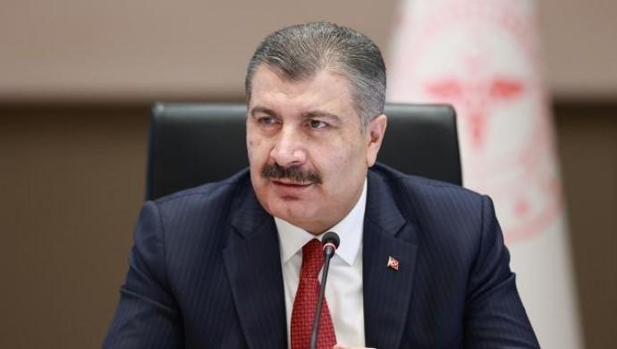 Sağlık Bakanı Koca: Yarından itibaren muhtarlar aşılanmaya başlayacak