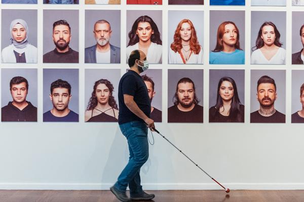 Sakıp Sabancı Müzesi'nden erişilebilir bir sergi, erişilebilir bir İstanbul