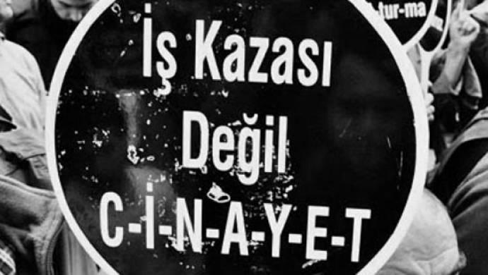 Samsun ve Eskişehir'de iş cinayeti