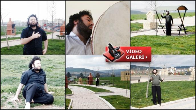 Sanatçı Ahmet NAS'ın Yeni Klibini Çekti