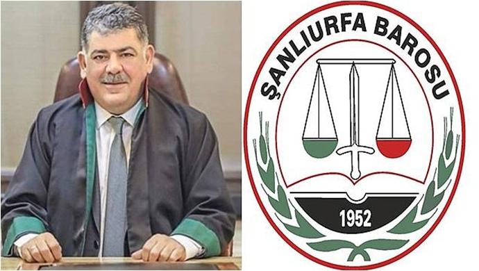 Şanlıurfa Barosu'ndan Avukatlara Yapılan Saldırılara Tepki