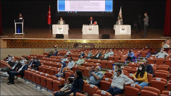 Şanlıurfa Büyükşehir Belediye Meclisi'nden İsrail'e Kınama-(VİDEO)