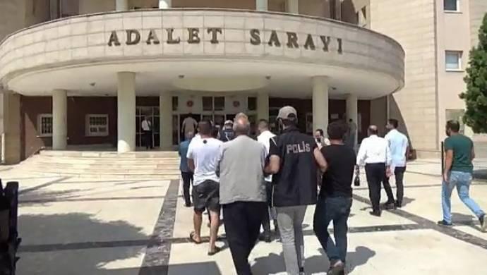 Şanlıurfa 'da 14 tutuklama