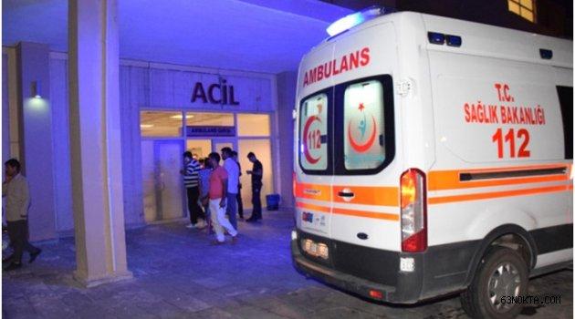 Şanlıurfa – Gaziantep yolunda kaza: 11 yaralı