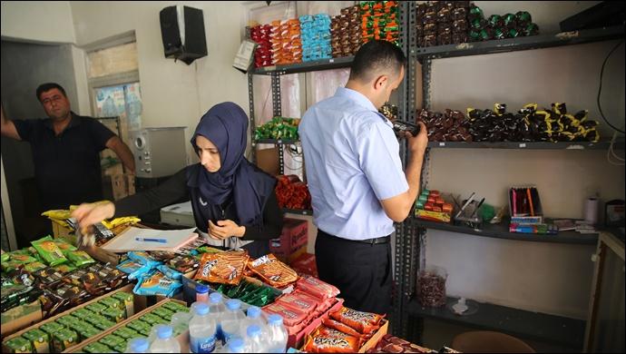 Şanlıurfa-Haliliye'de Okul Kantinleri Denetleniyor