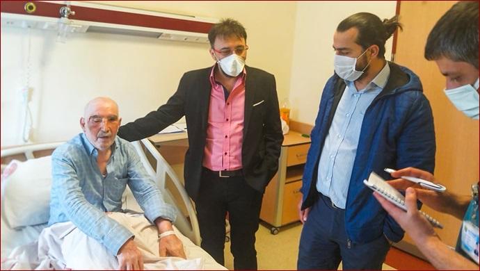 Şanlıurfa Harran Üniversitesi Hastanesinde Bir İlk !