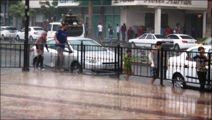 Şanlıurfa için kuvvetli yağış uyarısı! Yağış ne zamana kadar devam edecek?